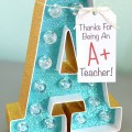 A Teacher Gift Tag