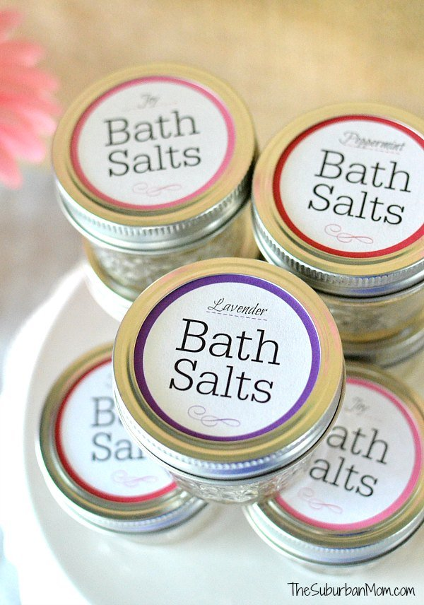 Bath Salts Party Favor