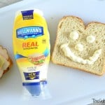 Easy Peasy Lunch With Hellmann's Squeeze Bottle