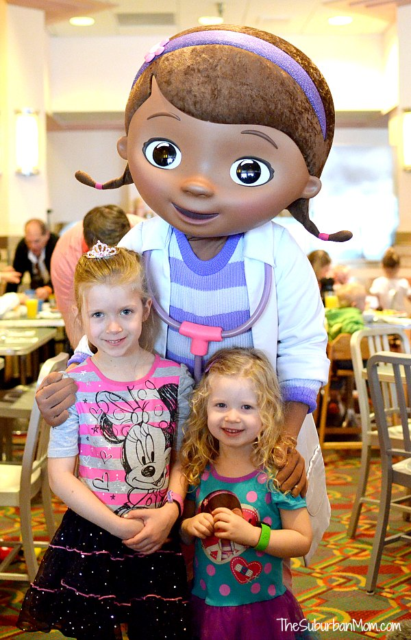 Hollywood Vine Doc McStuffins