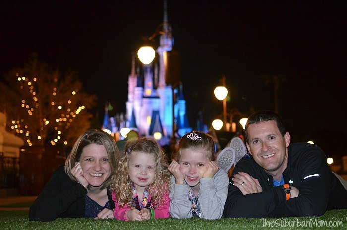 The Suburban Mom Family Disney