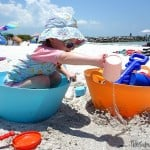 Summer At The Beach And Toddler Beach Essentials