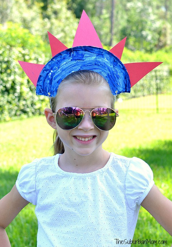 4th of July Crown Craft