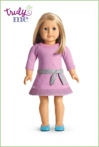 American Girl Truly Me Doll