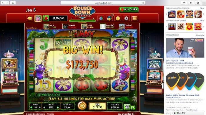 i love double down casino