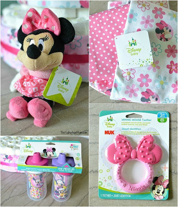 Minnie Mouse Disney Baby