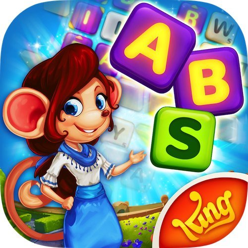 AlphaBetty Word Puzzle