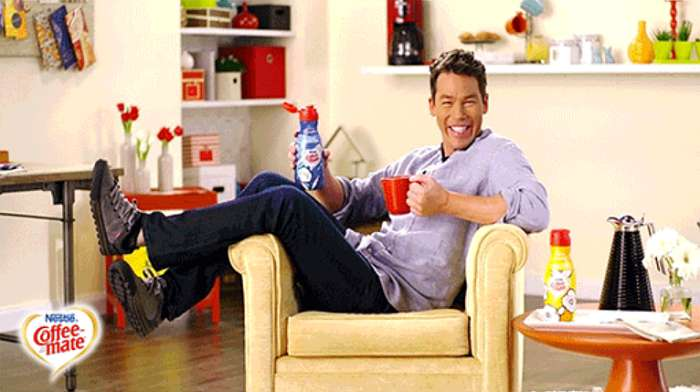 Coffee-mate David Bromstad Target