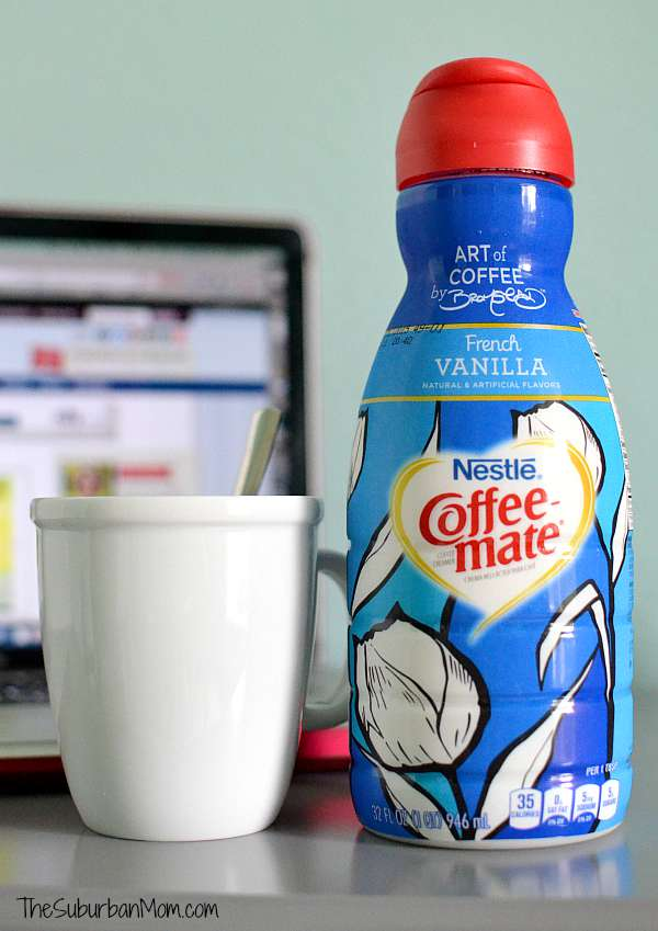 David Bromstad Coffee-mate