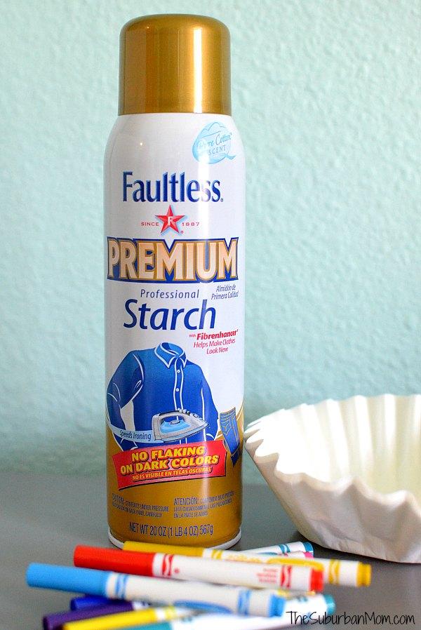 Faultless Premium Starch Craft