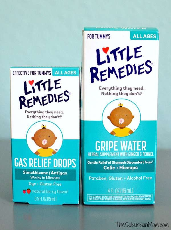 Little Remedies Tummy Relief
