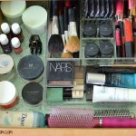 Organizing My Makeup Drawer: Clean First For The Best Finish