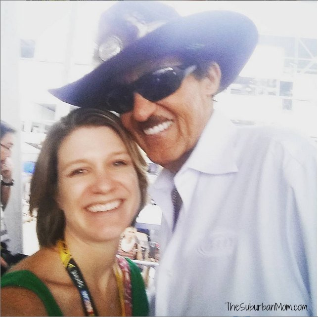 Richard Petty Coke Zero 400