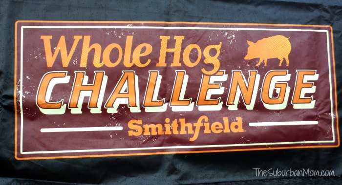 Smithfield Whole Hog Challenge