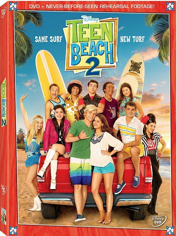 Teen Beach 2 DVD
