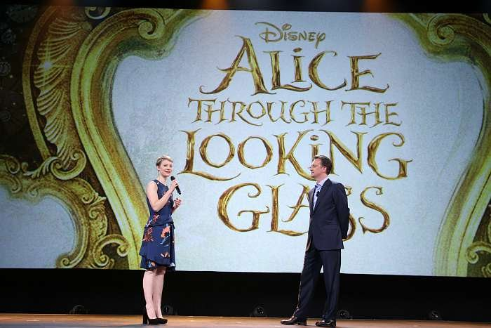 Alice Through The Looking Glass D23 Expo