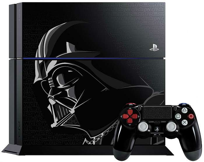 Darth Vardar Playstation 4
