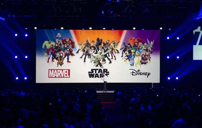 Disney Infinity 3.0 New Figurines