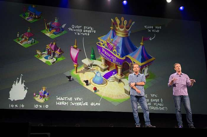 Disney Magic Kingdoms Mobile Game D23 Expo