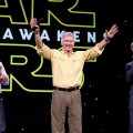 Harrison Ford Han Solo D23 Expo