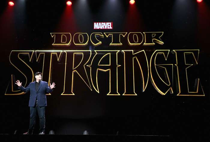 Marvel Doctor Strange D23 Expo