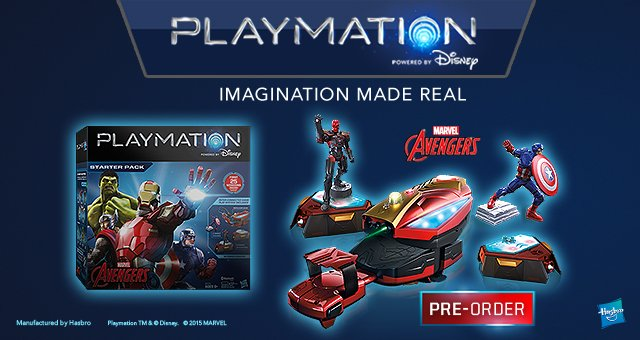 Disney Playmation Preorder