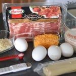 Recipe for Quiche