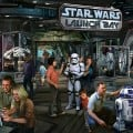 Star Wars Launch Bay Rendering