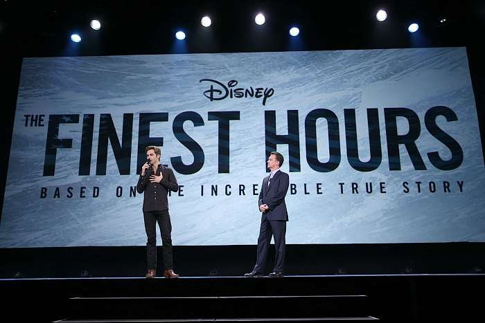 The Finest Hours D23 Expo