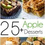 25 Apple Dessert Recipes