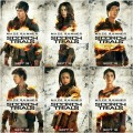Maze Runner The Scorch Trials Cast Poster
