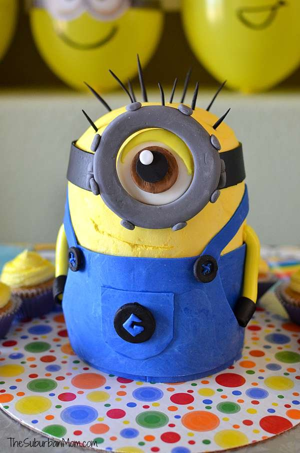 Stupendous Minion Birthday Party Ideas Funny Birthday Cards Online Eattedamsfinfo