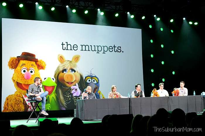 The Muppets D23Expo