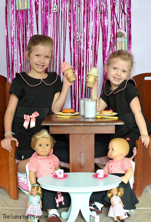 American Girl Maryellen Sock Hop