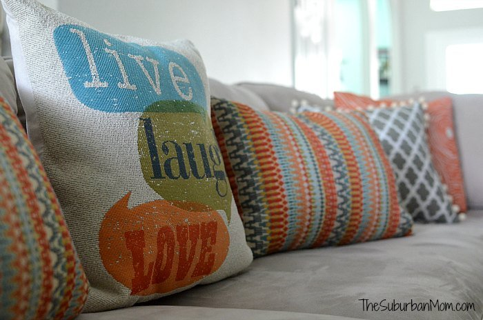 Create a cozy fall space with pillows from bhg - Better homes and gardens pillows ...