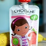 A Power-Packed Breakfast With Chobani Kids Greek Yogurt
