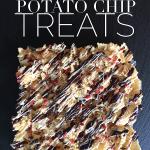 Chocolate Covered Bacon Potato Chip Treats