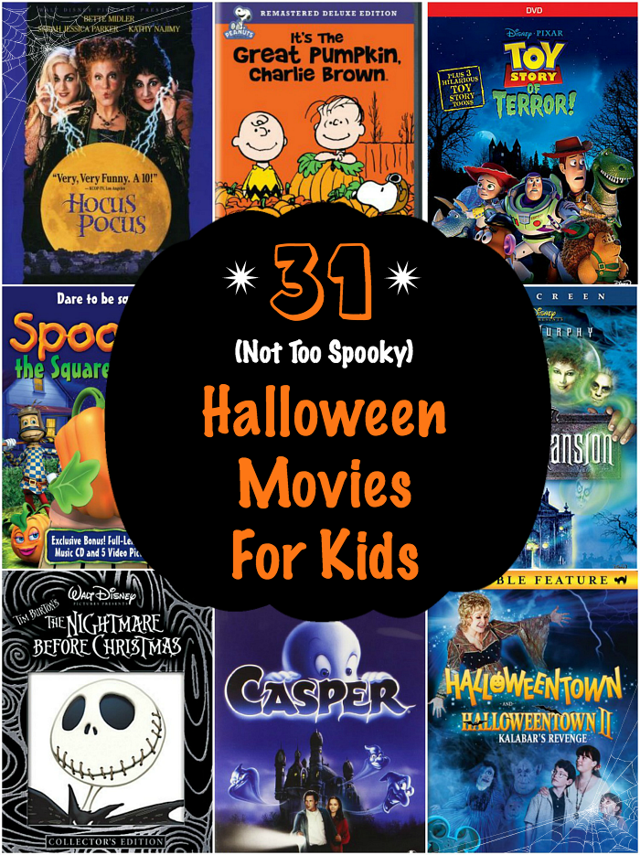 31 Kids Halloween Movies