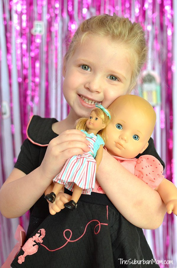 Maryellen American Girl Party