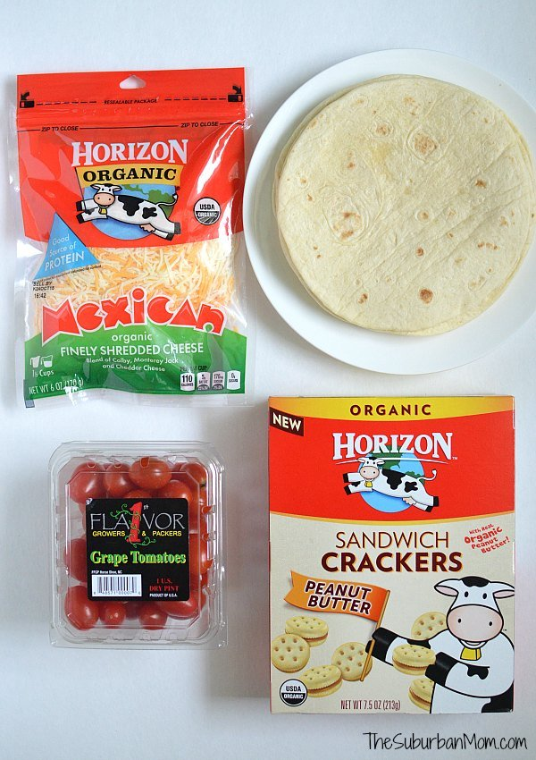 Meal Planning Quesadilla