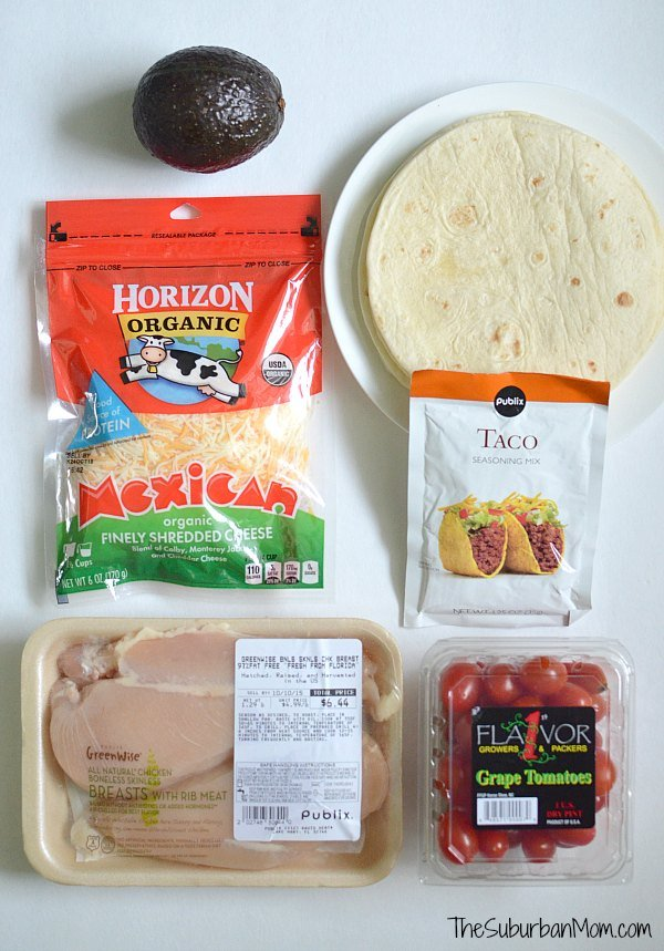 Meal Planning Taco Night