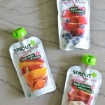 Sprout Organic Pouches