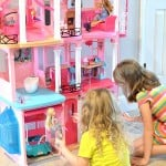 The Barbie Dream House Is A Dream Come True