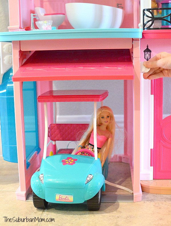 Barbie Dream House Garage