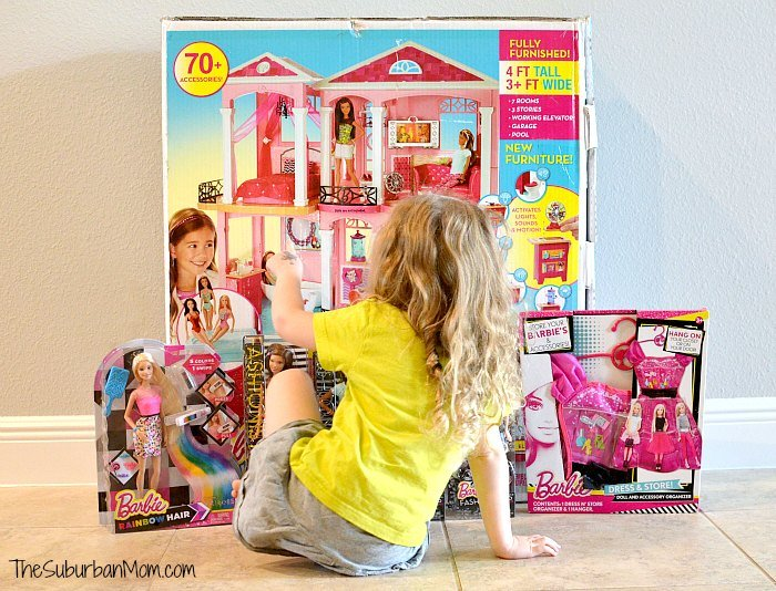 Barbie Dream House Gift