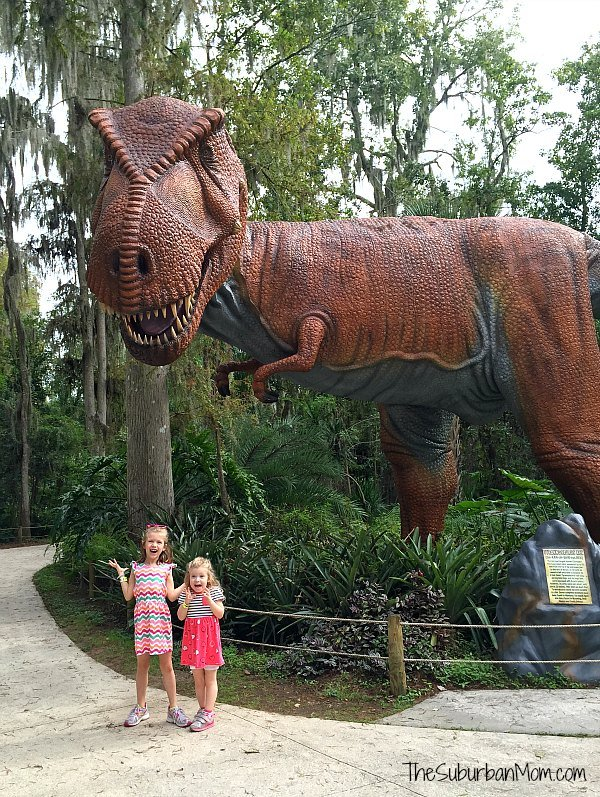 Dinosaur World Florida