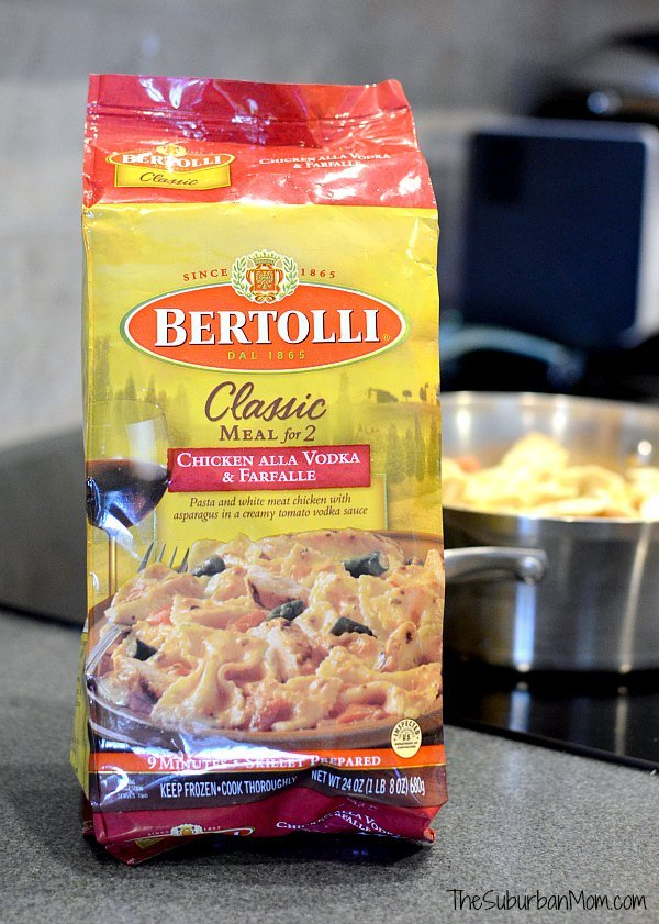 Bertolli Classic Meal for 2