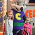 Happy Cheese Lovers Day From Chuck E Cheese's Pizza ~ Giveaway