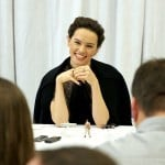 Daisy Ridley Star Wars: The Force Awakens Interview