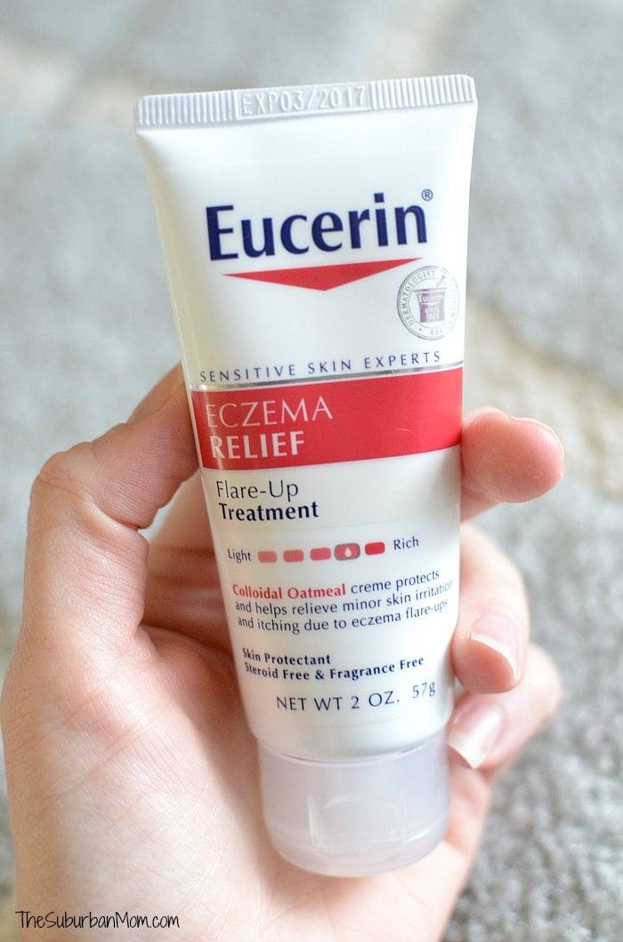 . Soothe Itchy Eczema Skin With Eucerin Eczema Relief